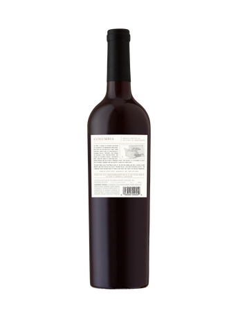 Columbia Winery Merlot V17 750ML image number 4