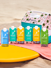 Igloo X Barefoot Playmate Cooler and 6-Wine Pack